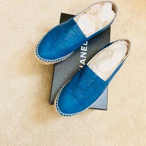 Chanel Espadrilles